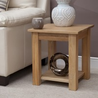 Oak Lamp Tables