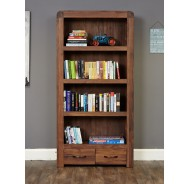 Walnut Bookcases (14)