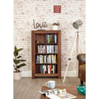 Walnut CD/DVD Storage Units