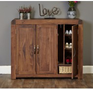 Walnut Shoe Cupboards (11)