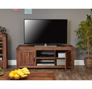 Walnut TV Media Units (12)