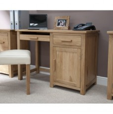 Opus Modern Oak Small Desk