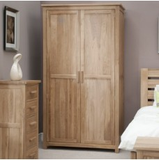 Opus Modern Oak All Hanging Wardrobe