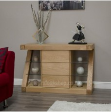 Z Oak Designer Small Sideboard