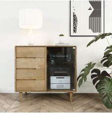 Scandic Small Glazed Chest