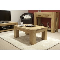 Trend Lifestyle Oak Small 3 X 2 Coffee Table
