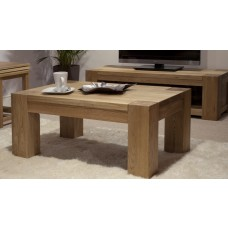Trend Lifestyle Oak Large 4 X 2 Coffee Table
