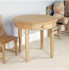 Amelie Oak Children's Play Table