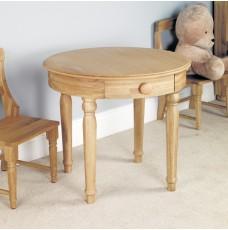 Amelie Oak Children's Play Table