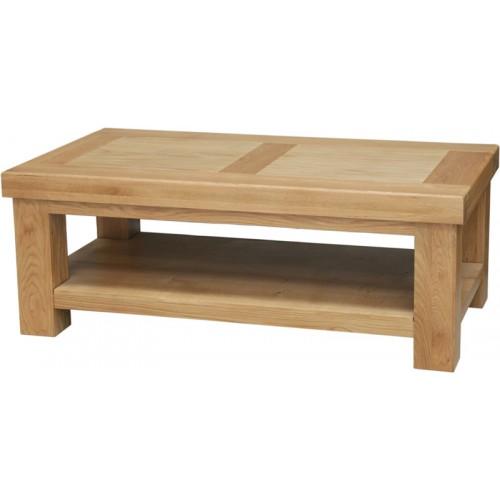 Bordeaux Oak Coffee Table