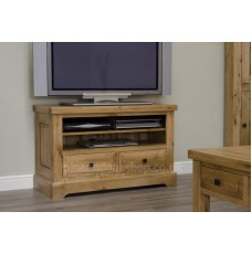 Deluxe Oak TV Unit