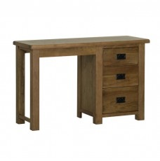 Devonshire Rustic Oak Dressing Table