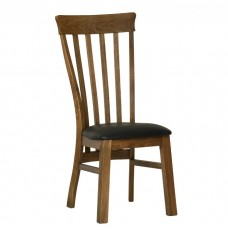 Devonshire Rustic Oak Toulouse Chair