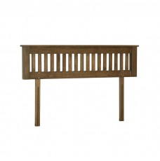 Devonshire Rustic Oak Kingsize Headboard
