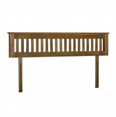 Devonshire Rustic Oak Superking Headboard