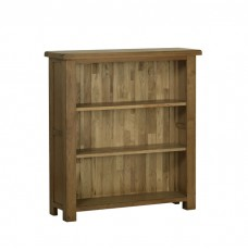 Devonshire Rustic Oak 3ft Bookcase