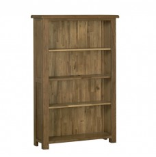 Devonshire Rustic Oak 5ft Bookcase