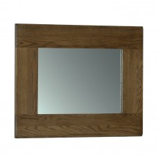 Devonshire Rustic Oak 75 x 60 Wall Mirror