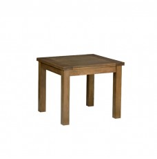 Devonshire Rustic Oak Small Extending Table