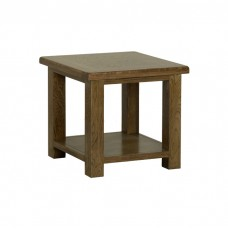 Devonshire Rustic Oak Small Coffee Table