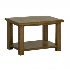 Devonshire Rustic Oak Medium Coffee Table