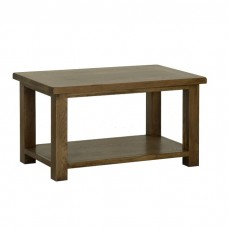 Devonshire Rustic Oak Large Coffee Table