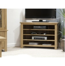 Opus Modern Oak Corner TV Unit