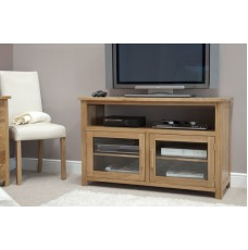 Opus Modern Oak Entertainment Unit