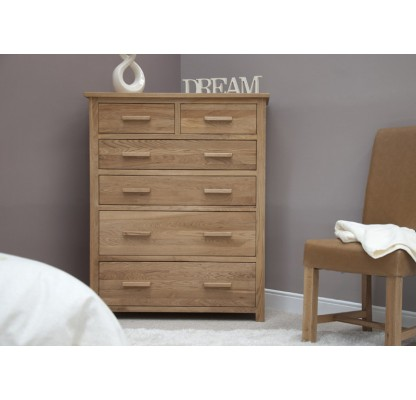 Opus Modern Oak Jumbo Chest