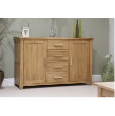 Opus Modern Oak Large Sideboard