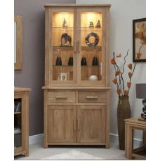 Opus Modern Oak Small Sideboard + Top
