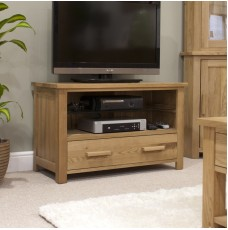 Opus Modern Oak TV Unit