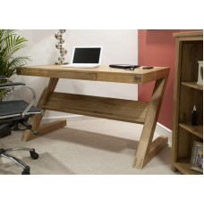 Opus Modern Oak Z Style Office Desk