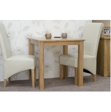 Opus Modern Oak Elegance Small Dining Table
