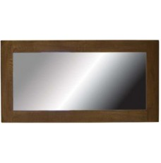 Homestyle Rustic Oak Large Mirror