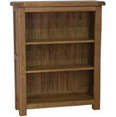 Homestyle Rustic Oak Small Bookcase