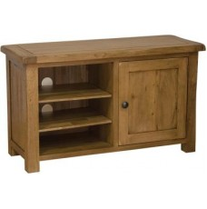 Homestyle Rustic Oak TV Unit