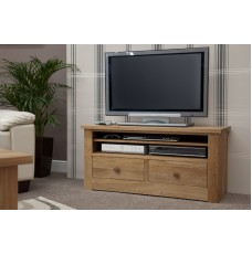 Torino Contemporary Oak Small Plasma Unit