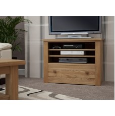 Torino Contemporary Oak TV Unit